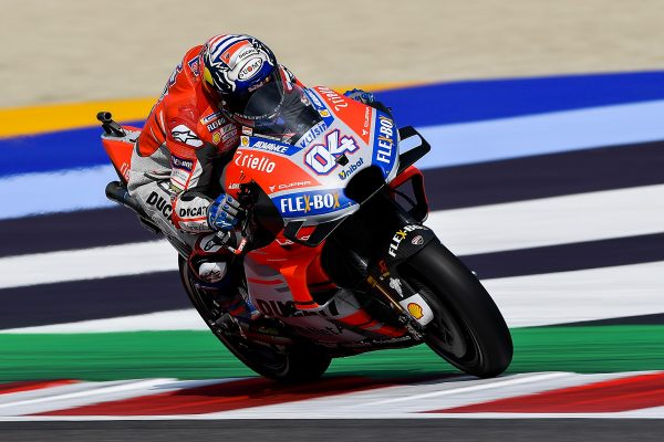 Focus shifts to MotoGP championship runner-up for Dovizioso
