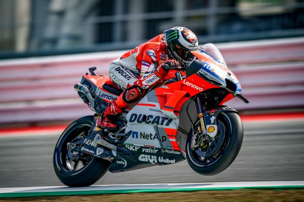 Lorenzo aiming to capitalise on Ducati strengths at Aragon