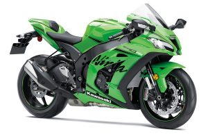 Kawasaki unveils upgraded Ninja ZX-10R range for 2019