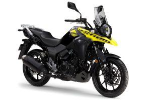 Bike: 2019 Suzuki V-Strom 250