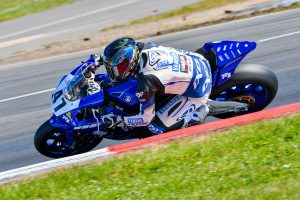 Focus shifts to securing ASBK runner-up for Maxwell