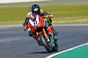 Winton ASBK title opportunity for Penrite Honda Racing's Herfoss