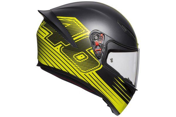 Product: 2018 AGV K-1 helmet
