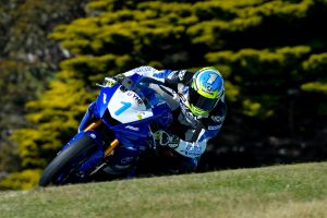 Phillip Island crash 'strange' according to Halliday