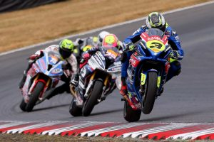 McConnell falls short of STK1000 crown in Brands Hatch BSB final