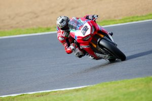 Brands Hatch BSB podium a pleasing finish for O'Halloran
