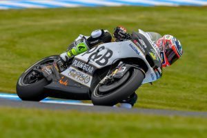 Jones 'achieved objective' in Australian MotoGP outing