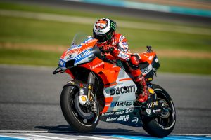 Lorenzo to evaluate condition in Japan MotoGP practice