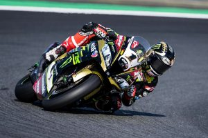 Rea matches Bayliss' record winning-streak with French double-victory