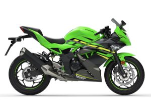 Kawasaki announces 2019 Ninja 125 and Z125 models