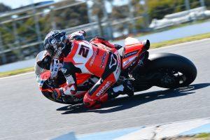DesmoSport Ducati's Bayliss victorious in Phillip Island ASBK finale