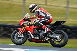 Phillip Island ASBK finals arrive for Penrite Honda Racing