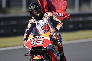 Japanese MotoGP victory seals Marquez seventh world title