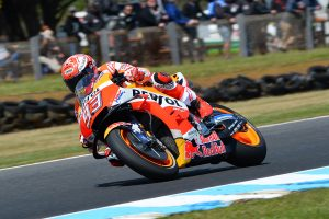 Marquez tops FP3 as Iannone leads into Phillip Island qualifying