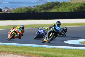 Supersport 300 victory for Cube Racing's Bayliss at Phillip Island