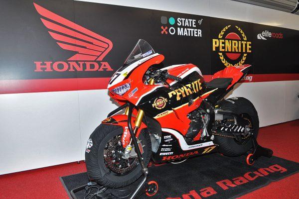 Ride: 2018 Penrite Honda Racing CBR1000RR SP