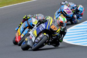 Staring remains hopeful of strong Moto2 showing