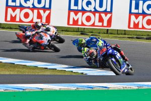 Unstoppable Vinales ends Yamaha losing streak at Phillip Island