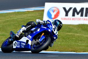 Maxwell secures second in ASBK