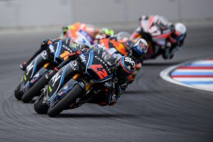 Restructured qualifying format for Moto2 and Moto3 categories in 2019