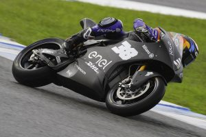 Smith fastest in Spain for inaugural MotoE testing