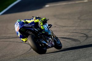 Updated tyre the focus for Rossi in Jerez