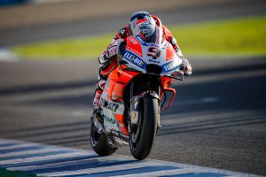 Ducati duo Petrucci and Dovizioso lead day one in Jerez