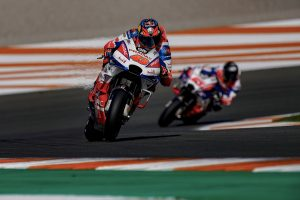 Miller 'very happy' with initial feeling of Desmosedici GP19