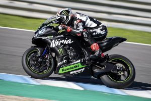 Rea quickest on day two of Jerez WorldSBK testing