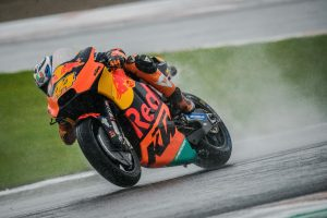 Espargaro grants KTM maiden MotoGP podium at Valencia