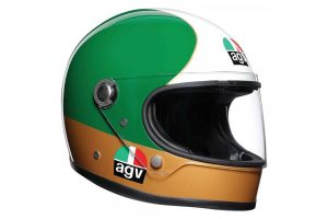 Product: 2018 AGV X3000 helmet