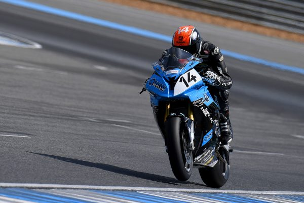 Allerton completes day one of ARRC test in Thailand