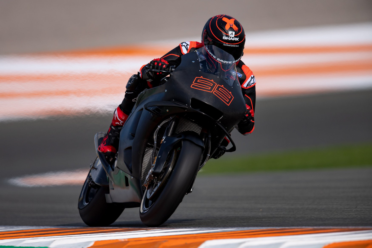 Rated: 2019 rider movements