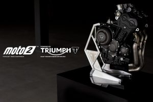 Tech: 2019 Triumph Moto2 engine