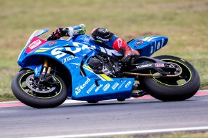 Suzuki outlines Australian contingency program