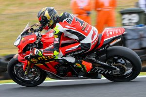 Herfoss WorldSBK wildcard clouded thoughts on ASBK set-up