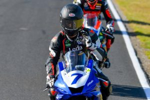 Toparis scores IDM Supersport 600 deal with Benro Racing