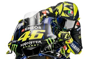 Rossi 'determined as ever' heading into 24th grand prix season