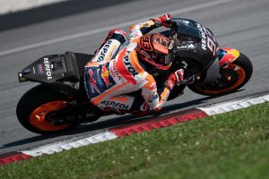 Marquez tops opening day of Sepang MotoGP testing