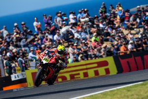 Bautista unstoppable at Phillip Island WorldSBK opener