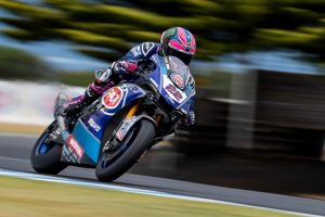 Phillip Island 'always a strange test' declares Lowes