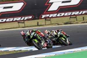 Haslam drawing satisfaction from Rea battle in WorldSBK return