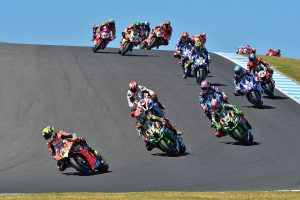Bautista dominates on debut in Phillip Island WorldSBK race one