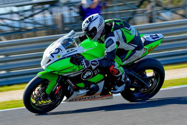 Top five ASBK performances the target for Walters this season