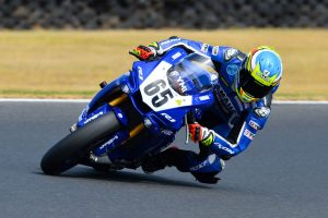 YRT on the pace at ASBK Championship opener