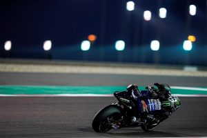 Pace-setter Vinales still seeking improvements ahead of Qatar