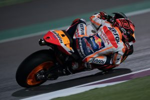 Marquez 'almost 100 percent' for Qatar MotoGP opener