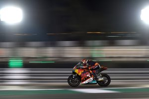 Binder reaches dead-end in developments at Qatar Moto2 test