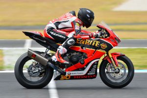 Penrite Honda Racing aims to rebound at Wakefield Park