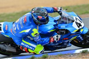 Track position vital at Wakefield Park for Suzuki's Maxwell